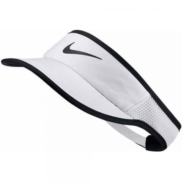 Vizor Nike W Arobill Fthrlt ADJ White & Black