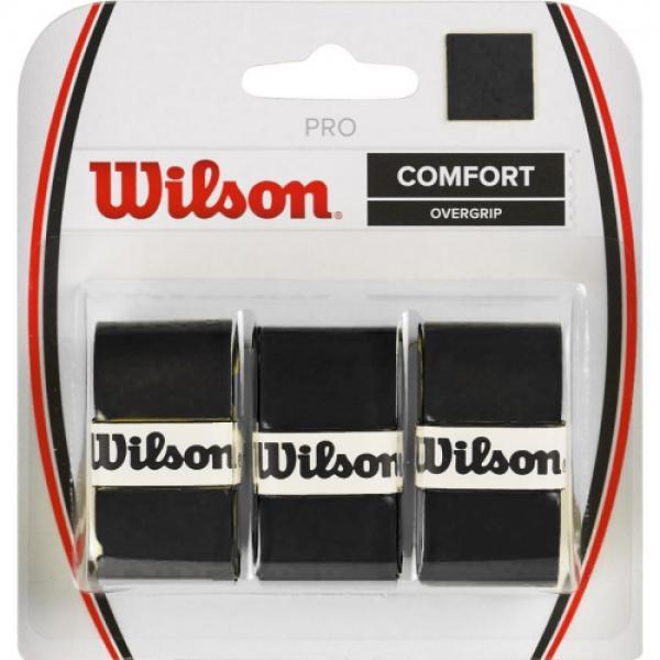 Wilson Pro Overgrip Black