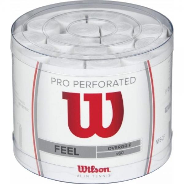 Wilson Pro Overgrip perfored 60 buc
