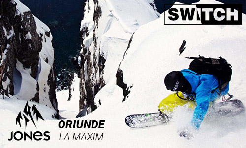 Placi snowboard Jones in Romania